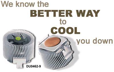 ThermalTake Mini Copper Orb