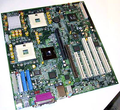 Iwill DX400SN dual Foster mobo