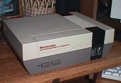 NES casemod voor