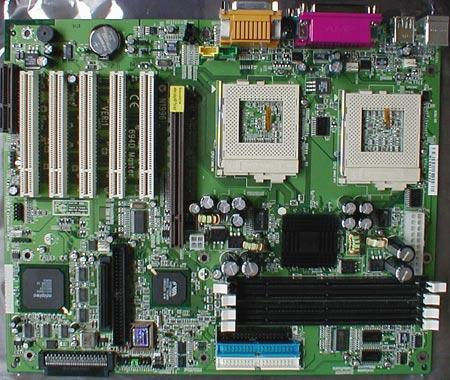 MSI 694D Master S