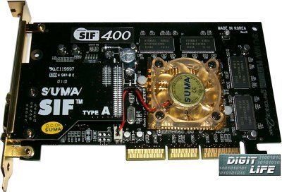 Suma GeForce2 MX400