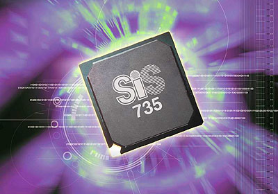 SiS 735 chipset perspic