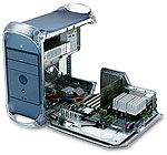 Apple PowerMac G4 (open)
