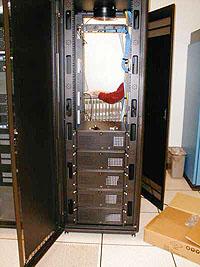 AnandTech server cluster