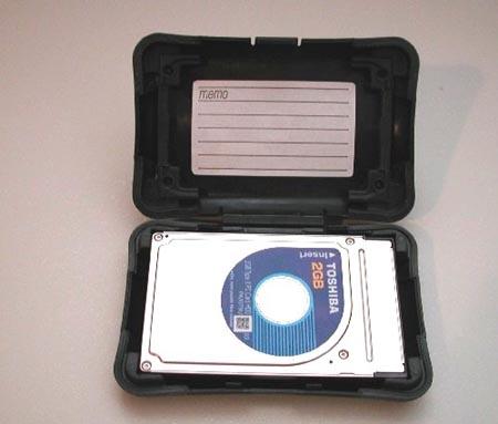 Toshiba MK2001MPL 2 GB PC-Card Harddisk