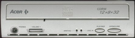 Acer CRW1208A (Seamless Link) front