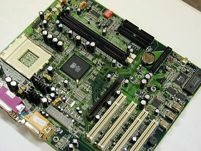 SiS 735 reference board