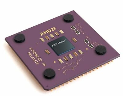 AMD Athlon 4 processor core