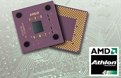 AMD Athlon 4 core