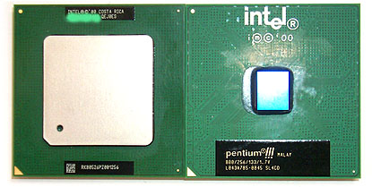 Intel Pentium III cD0 stepping