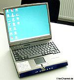 FIC A320 Athlon 4 notebook