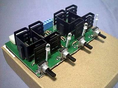 PCMods.com rheostat baybus kit (kleiner, scherper)