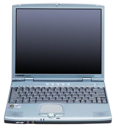 Compaq Presario 800 Notebook