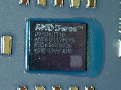 AMD Duron 950MHz