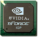 nVidia nForce IGP chip (klein)