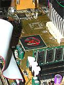 VIA P4X266 mobo/chipset (klein)
