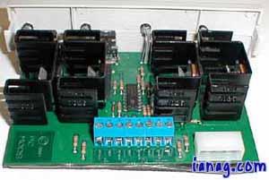 Rheobus fan controller