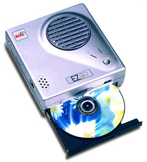 Atoz EZgo desktop-PC