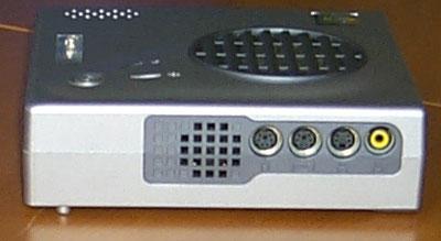 MiniatuurPC inputkant