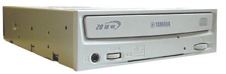 Yamaha CRW2200E CD-RW drive