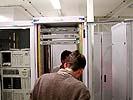 TrueServer verhuizing - Switches bovenin kabinet (klein)