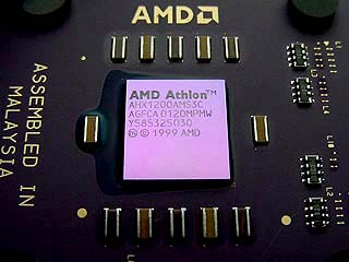 AMD Athlon MP 1200MHz