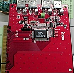 VIA USB 2.0 kaart