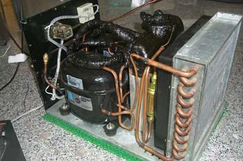 Superkoeling mbv dual compressors