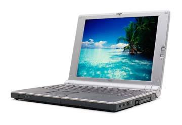 NEC Versa DayLite notebook