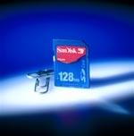 128MB SD kaart