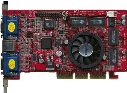 GainWard GeForce2 MX400