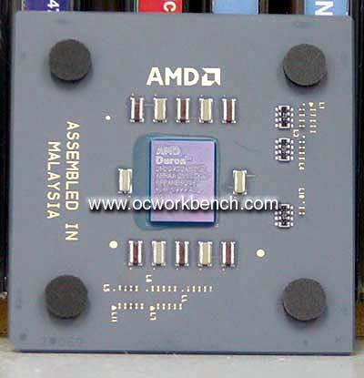 AMD Morgan 950 sample