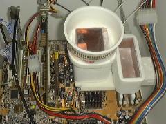 Pentium 4 Willamette overklok