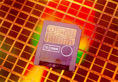 Samsung Flash geheugen 400px