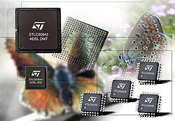 STM chips en vlinders