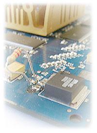 Kyro II voltage mod