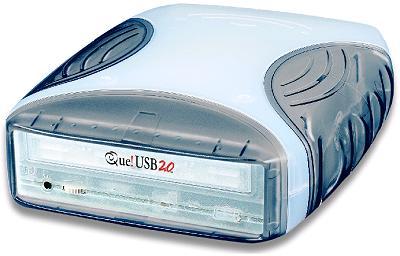 QPS 24 speed USB 2.0 CD-RW drive