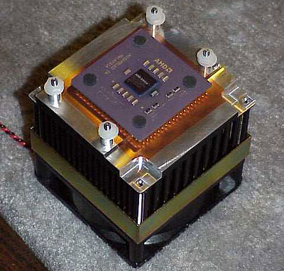 Alpha Socket A koeler