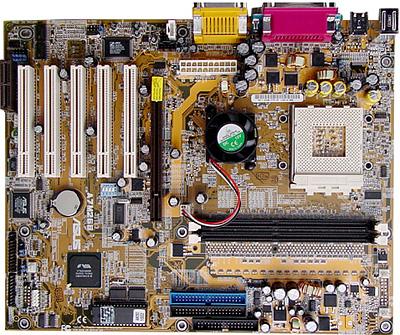 Asus A7M266 moederbord