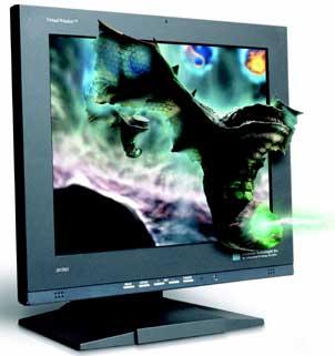 DTI 2015XLS 3D LCD