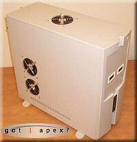 Blizzard 280 Technical Gamer ATX Case