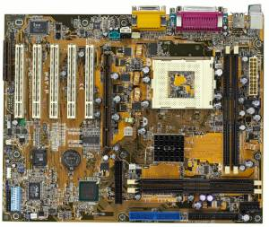 Asus P4T-F Small