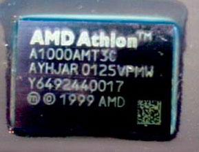 Athlon Tbird AYHJAR-stepping