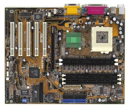 Asus TUA266 Socket-370
