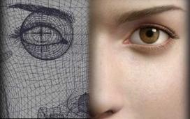 Final Fantasy; facial geometry