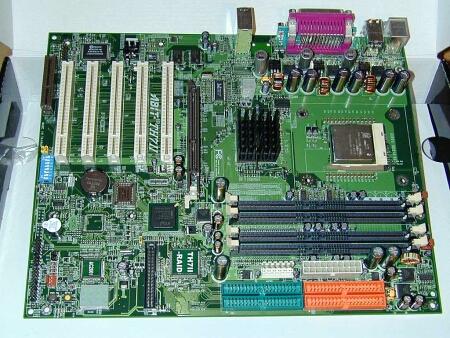 Abit TH7II-RAID (Pentium 4 Socket478 moederbord)