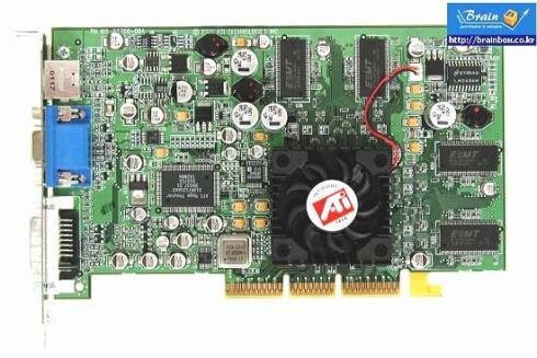 ATi Radeon 2 sample