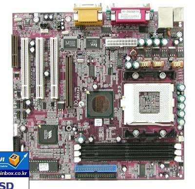 ECS P4XMS Socket423
