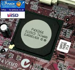 P4X266 chipset