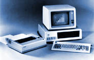 De eerste PC